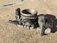 2003-2006 Lincoln LS Ford Thunderbird 3.9L Throttle Body Valve Assembly 3W4E-AC