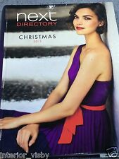 CHRISTMAS 2011 NEXT Directory Magazine Catalogue Brochure