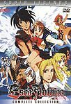 Escaflowne - Complete Collection ( 8-Disc Set, Anime Legends) Brand New!