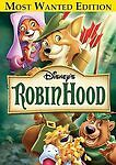Robin Hood (DVD, 2006, Most Wanted Edition) Disney New Sealed Fast Shipping