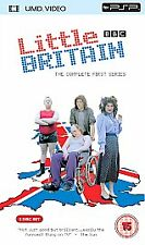 Little Britain The Complete first serirs- UMD Mini DVD / Video
