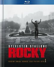 ROCKY (Blu-ray Disc, 2011, Limited Edition; DigiBook) NEW