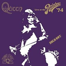 QUEEN - LIVE AT THE RAINBOW NEW VINYL