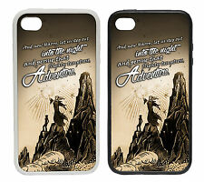 Harry Potter Adventure -Rubber and Plastic Phone Cover Case- Magic Wizards Witch