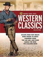 Warner Home Video Western Classics Collection (DVD, 2012, 6-Disc Set)