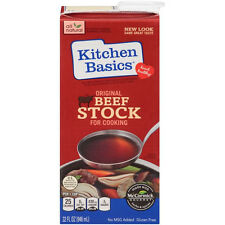 Kitchen Basics Stock, for Cooking, Original Beef
