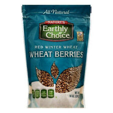 Natures Earthly Choice Wheat Berries, Red Winter Wheat