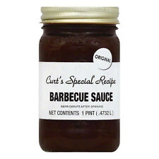 Curts Special Recipe Barbecue Sauce, Original