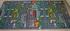 EXTRA LARGE ROAD / CAR / TOWN PLAY MAT / RUG  ***NEW***