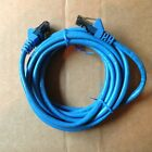 Belkin Cables Network Chord 8ft Cat6 Snagless Patch Cable Cat 6 Blue 8 Foot