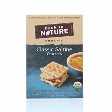 Back to Nature Crackers, Classic Saltine