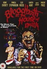 BLOODBATH AT THE HOUSE OF DEATH [REGION 2] NEW DVD