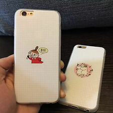 New Fashion animation TPU Phone Case Cover For iPhone5/5s/6 4.7 /6plus PT95