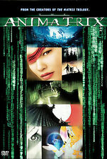 Animatrix (DVD, 2003, Widescreen) Anime