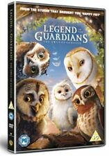 LEGEND OF THE GUARDIANS: THE OWLS OF GA'HOOLE [UK] [REGION 2] NEW DVD