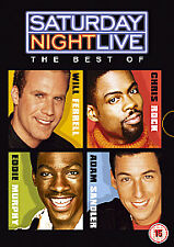 Saturday Night Live - The Best Of (DVD, 2006, 4-Disc Set)