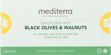 Mediterra Savory Bar, with Black Olives & Walnuts