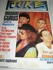 L@@K! JUKE MAG -1/7/89- HOODOO GURUS, PAUL MCCARTNEY, REM, CYNDI LAUPER, THE THE