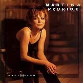 Martina McBride : Evolution CD (1997)