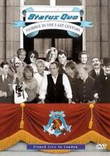 STATUS QUO - FAMOUS IN THE LAST CENTURY  (DVD FREE UK POST)
