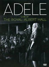 Adele: Live at the Royal Albert Hall (DVD, 2011, 2-Disc Set, Explicit; DVD/CD)