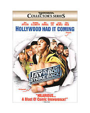 Jay & Silent Bob Strike Back DVD