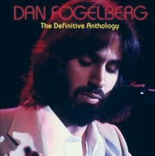 Definitive Collection by Dan Fogelberg (CD, May-2016, 2 Discs, Real Gone Music)