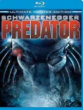 Predator (Blu-ray Disc, 2010, 2-Disc Set, Ultimate Hunter Edition)*NEW
