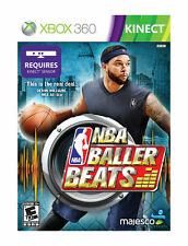 NBA Baller Beats for Kinect (Xbox 360)  Certified Pre-Owned (Sealed)