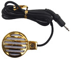 PALM MIC Hi-Z Crystal Blues HARP Harmonica MICROPHONE * VIDEO LISTING * Wah Wah