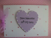 Personalised Prom Guest Book/Photo Album Any Colour