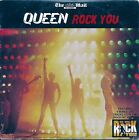 QUEEN ROCK YOU PROMO CD ALBUM FROM THE MAIL ON SUNDAY NEWSPAPER
