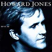 THE BEST OF HOWARD JONES - GREATEST HITS CD - NEW SONG / WHAT IS LOVE +