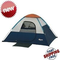Brand New Mountain Trails Current Hiker 6-Foot by 5-Foot 2-Person Dome Tent Camp
