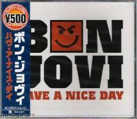 Bon Jovi - Have a Nice Day - Japanese CD NEW SEALED!