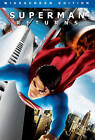 Superman Returns (DVD-Brandon Routh-Kevin Spacey-ACTION-SUPERHERO-SCI-FI COMIC