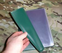 Brand New - A4 40 Page Deluxe Waterproof Nirex/Nyrex Folder Army Orders