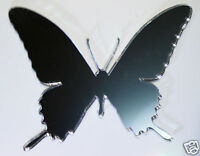 Butterfly Mirror Shatterproof Mirrors 50cm Butterflies Safety Acrylic V2