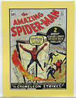 AMAZING SPIDER-MAN 1 Pin up Poster Frame Ready Marvel