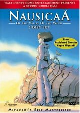 Nausicaa of the Valley of the Wind Movie Anime DVD R1