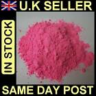 FLUORESCENT PINK 500g POWDER PAINT FOR ART & CRAFT