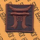 3rd STB 187 Inf 3 Bde 101st Airborne HCI patch A