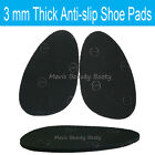 3mm Thick Anti Slip Shoes Pads Sole Protector / Repair