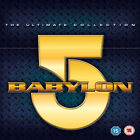 BABYLON 5 - THE COMPLETE UNIVERSE COLLECTION + LOST TALES **DVD BOXSET***