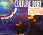 CULTURE BEAT CD SINGLE WORLD IN YOUR HANDS 4 TRACKS