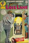 LOIS LANE #105 SUPERMAN Silver Age 1st ROSE & THORN VG