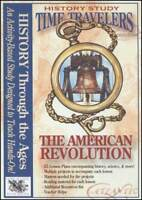 Time Travelers Series The American Revolution History CD NEW!