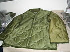 M65 coat liner jacket cold weather size LARGE military