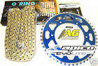 Yamaha YZ 250 99-08 Iris 520 O-Ring Chain & Sprocket Set 15T 48T Blue