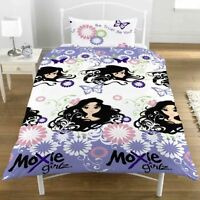 "NEW MOXIE GIRLZ ""DREAMS"" SINGLE DUVET QUILT COVER SET BEDDING"